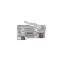 Klein Tools  VDV826-728 Pass-Thru™ Modular Data Plugs, RJ45-CAT5E, 10-Pack