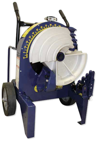 Current Tools 77SR Electric Bender with 700SR Rigid Shoe Group