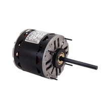 Century FDL6001A 5-5/8-inch PSC Motor, 1/2 - 1/6 HP, 1075 RPM, Reversible (115V)