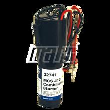 Mars 32741 Combination Starter RELAY/CAP/OV'LD 115V 1/4-1/3HP