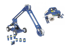 Current Tools 8890AS Mantis™ Mobile Cable Pulling Package with Model 88 Cable Puller And Storage Box