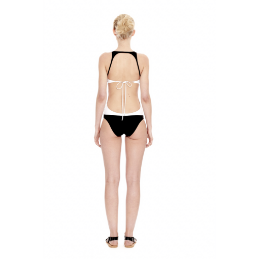 BICOLORE HYBRID ONE PIECE - BACK