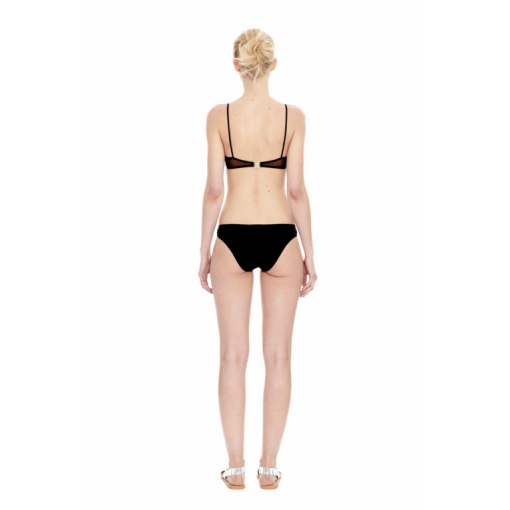 NARCISSUS UNDERWIRE TRIANGLE - LYCRA PANT - BACK