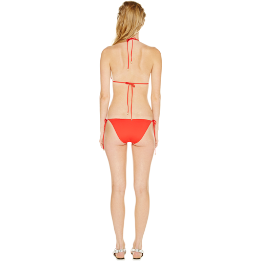 HYDRA CLASSIC TRIANGLE WITH ROUGE TIE PANT - BACK