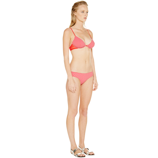 HYDRA UNDERWIRE TRIANGLE WITH HYDRA CLASSIC PANT - SIDE
