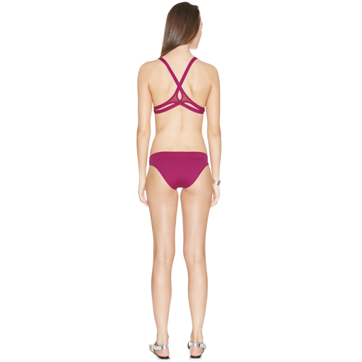 CERISE TWIST BACK BIKINI - BACK