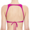 Magenta Hybrid Bikini from EPHEMERA Swimwear