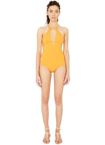 CLEMENTINE SCOOP ONE PIECE FRONT