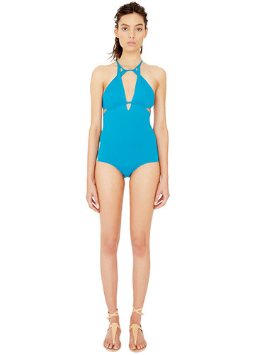 JADE SCOOP ONE PIECE FRONT