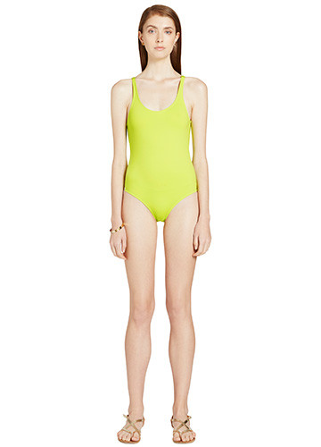 CITRON TANK ONE PIECE FRONT
