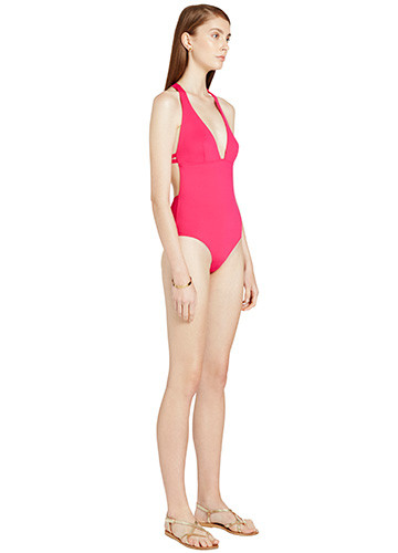 FRAMBOISE SWERVE ONE PIECE SIDE