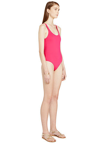 FRAMBOISE TANK ONE PIECE SIDE