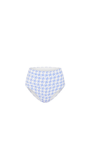 HOUNDSTOOTH HIGH WAISTED PANT