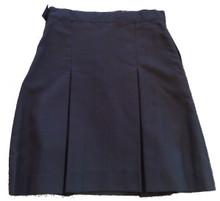 Navy Skirt (1030)
