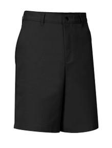 Boys Flat Front Shorts, Husky (1010)