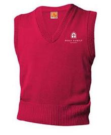 Unisex Sweater Vest with Logo (1010)