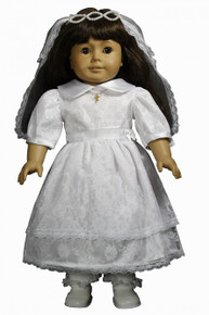 Communion Doll Dress Set
