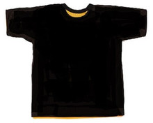 Gym Shirt, Reversible Black/Gold (1009)