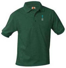 Polo Short Sleeve Jersey Knit with Logo (1031)