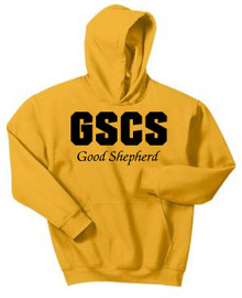 Hooded Sweatshirt, Spirit Wear (1009)