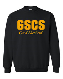 Crew Neck Sweatshirt, Spirit Wear (1009)
