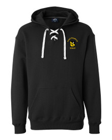 Lace Hooded Sweatshirt, Spirit Wear (1009)