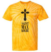 Short Sleeve Tie-Dye T-Shirt, Spirit Wear (1031)