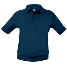 Polo Short Sleeve Banded Bottom (1022)