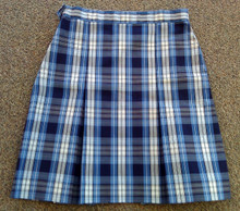 Skirt Plaid 76 (1026)