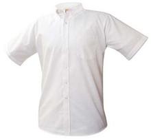 Short Sleeve Oxford Shirt (1016)