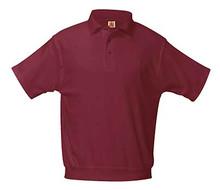 Polo Short Sleeve Banded Bottom, Boys Grades K-5 (1007)