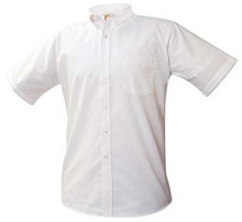 Short Sleeve Oxford Shirt (1028)