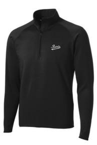 Half Zip Sport-Wick Pullover with Logo, Spirit Wear (1005)