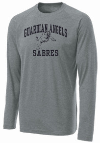 Long Sleeve Performance Tee, Spirit Wear (1035)