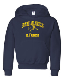 Hooded Pullover, Spirit Wear (1035)