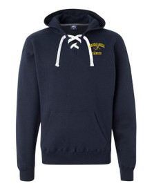 Lace Hooded Sweatshirt, Spirit Wear (1035)