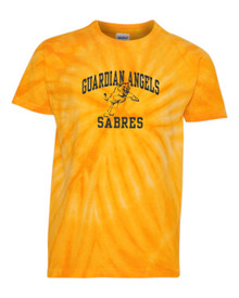 Tie-Dye T-Shirt, Spirit Wear (1035)