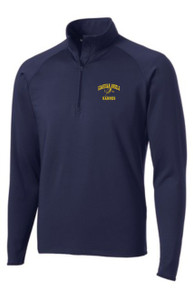 Adult Sport-Wick Stretch Half-Zip Pullover, Spirit Wear (1035)