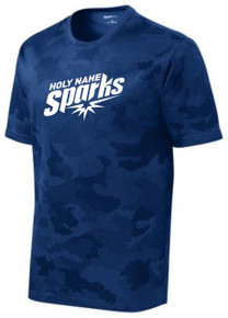Camohex Wicking Tee, Royal (1011)