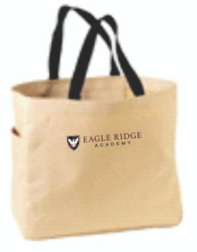 Essential Tote Bag with Logo,  Staff Wear (1007)
