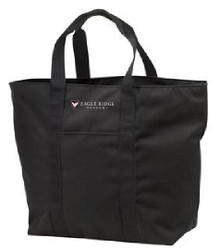 All Purpose Tote Bag with Logo, Staff Wear (1007)