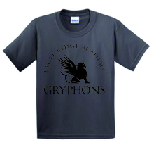 T-Shirt with Logo, Spirit Wear (1007)