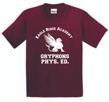T-Shirt with Logo, Gym Wear (1007)