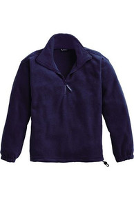 Fleece Pullover Quarter-Zip