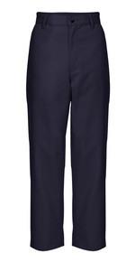Boys Flat Front Pants, Husky (1045)