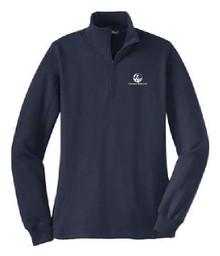 Unisex 1/4 Zip Sweatshirt, (2001)