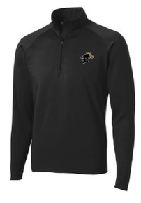 Sport Wick 1/4 Zip Adult with Logo, Spirit Wear (1023)