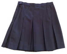 10-Pleat Skirt Navy (1001)