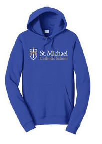 Hooded Sweatshirt with Logo, Spirit Wear (1045)