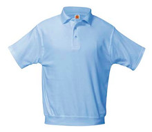 Polo Short Sleeve Banded Bottom